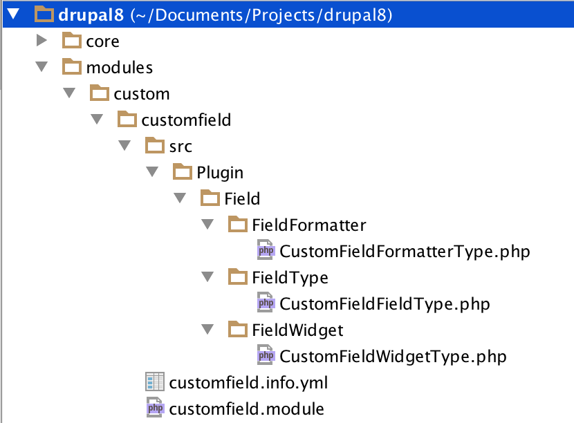 How to create a field type in Drupal 8 | ParallelDevs